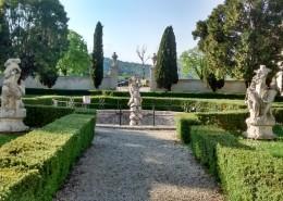 Villa Cordellina Lombardi fontana