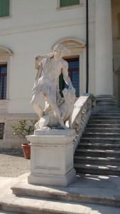 Villa Cordellina Lombardi, le Fatiche di Ercole