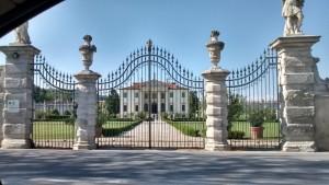 Villa Cordellina Lombardi entrata